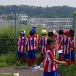 大嵐のサッカーがもっと好きになる少年少女大会