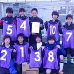 フットサル東京杯 優勝!